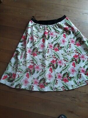 £3.50 • Buy Select Tropical Skirt 14 Elasticated Waist. Great For Summer.