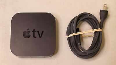 AU38.62 • Buy Apple Tv 3rd Generation Media Player A1469 Box Only *read*