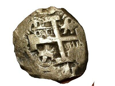 AU388.08 • Buy Ancient Spain COLONIAL Silver 8 Reales Phillip 1770