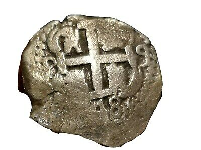 AU388.08 • Buy Ancient Spain COLONIAL Silver 8 Reales Phillip 1748