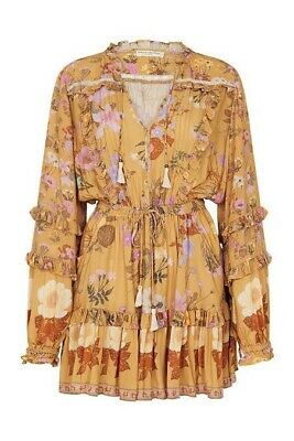 AU180 • Buy Spell And The Gypsy Collective - Wild Bloom Playdress Size Large