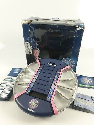 £19.99 • Buy Who Wants To Be A Millionaire Tiger Electronic 2000 GAME TESTED 100% COMPLETE