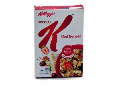 £1.20 • Buy 1:12th Scale Dolls House Miniature Special K Berries Box- Accessories-shop