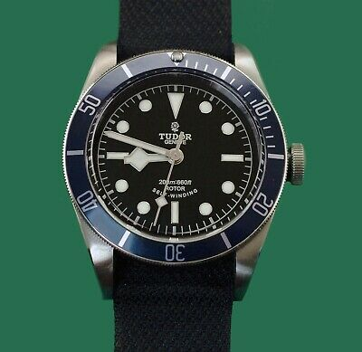 $ CDN6048.54 • Buy Tudor By Rolex  Heritage  Black Bay Submariner 79220B  Full Set Boxes And Papers