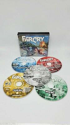 AU20.70 • Buy FarCry (PC CD-ROM, 2004) 5 Set Disc Only