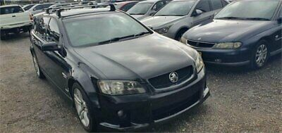 AU6990 • Buy 2009 Holden Commodore VE MY10 SV6 Black Automatic 6sp A Wagon