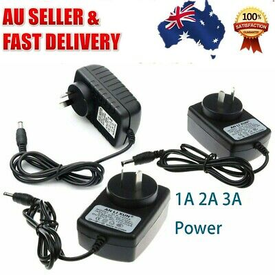 AU6.99 • Buy 1-10PCS A1 A2 A3 AC 240V Converter Adapter Output DC 12V Power Supply Charge 5V