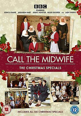 Call The Midwife - The Christmas Specials [DVD] [2018] Used Very Good • 6.19£