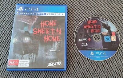 AU89 • Buy Home Sweet Home Sony PlayStation 4 PS4 PSVR VR Horror Free Postage 🎮