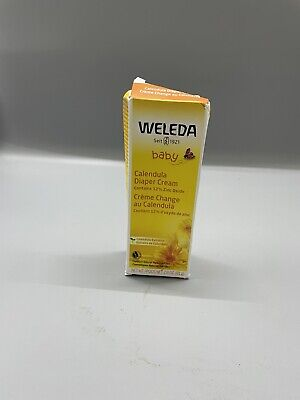 £9.72 • Buy Weleda Baby Calendula Diaper Cream 2.8 Oz FREE SHIPPING Y4