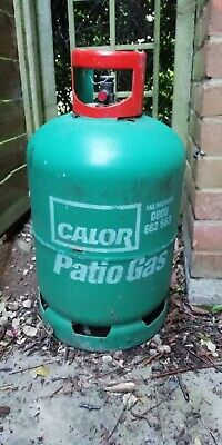 13Kg Calor Patio Gas Propane Cylinder Bottle BBQ Heater - Empty - Gloucestershir • 21£