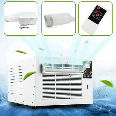 AU464.03 • Buy 1/2 Set Air Conditioner Cooler Window Refrigerated Cooling 1100W Fit 1-5m²
