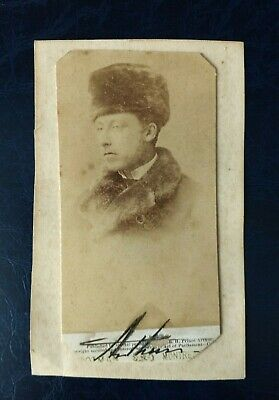 £144.99 • Buy Signed Photo Of Prince Arthur, Duke Of Connaught -Son Of Queen Victoria & Albert