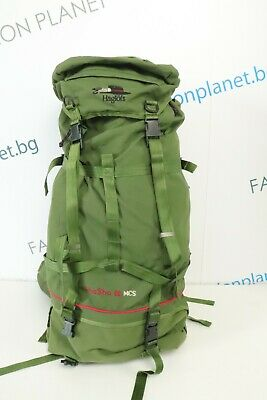 AU71.72 • Buy Haglöfs ShoSho 80 MCS Hiking Backpack Green Rucksack Denim With Rain Cover 80 L.