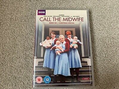 Call The Midwife, Series 6 DVD, Like New, Incl. Christmas Special • 1.30£