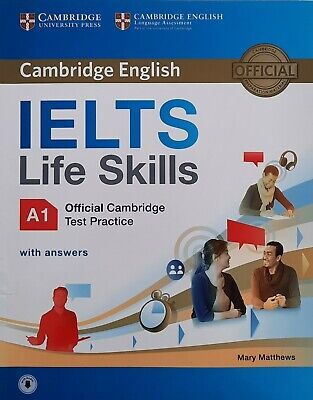 £4 • Buy IELTS Life Skills Cambridge Test Practice; A1 Student's Book With Answers