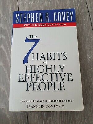 AU1.96 • Buy 7 Habits Of Highly Effective People Book