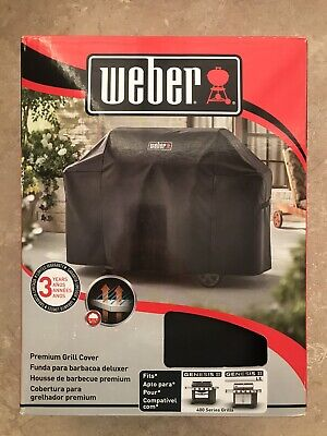 $ CDN60.45 • Buy Weber Genesis 2 400 Series BBQ Cover New Sealed 7131
