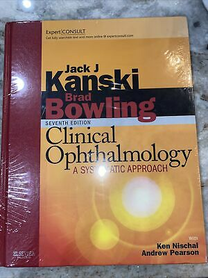 £87.26 • Buy Clinical Ophthalmology: A Systematic Ap... By Jack J. Kanski Mixed Media Product