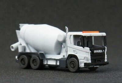 £16.95 • Buy N Gauge 1:148 BCC A3D103 Modern Cement Truck Lorry (White) Ready To Plant