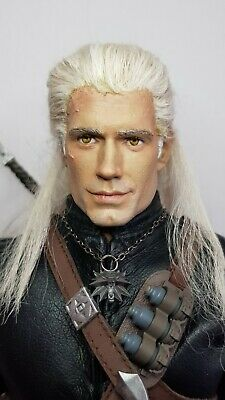$ CDN239.38 • Buy Custom 1/6 Geralt From The Witcher (Hot Toys Scale)