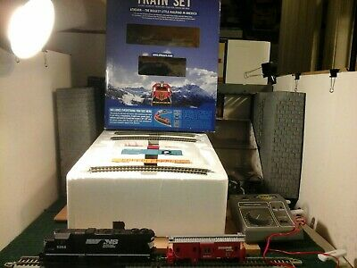 $ CDN94.02 • Buy Athearn Ho Scale Train Set Complete Tested Pre Owened