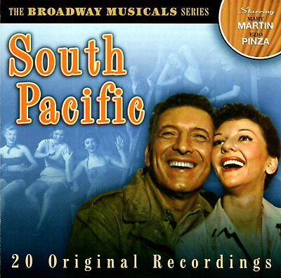 £3.95 • Buy South Pacific - Various - Broadway Musicals Series - CD - Happy Talk, Etc - NEW