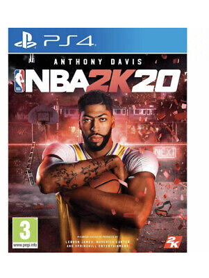 $ CDN29.29 • Buy New & Sealed NBA 2K20 PS4 PLAYSTATION Basketball FREE QUICK POSTAGE