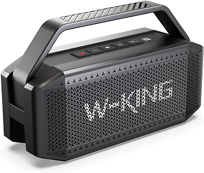 $ CDN162.48 • Buy 60W RMS80W PeakBluetooth Speaker With Punch Chunky Bass, V5.0 Portable, IPX6 40H