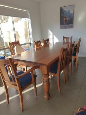 AU250 • Buy 8 Seater Dining Table