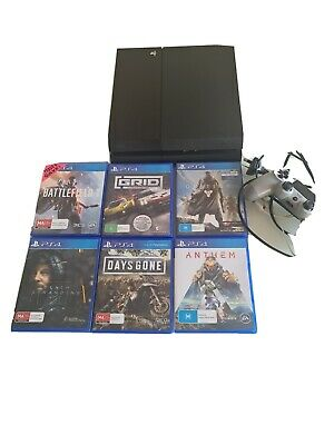 AU250 • Buy Sony PlayStation 4 PS4 CUH-1002A 500GB Console ~ Accessories Included