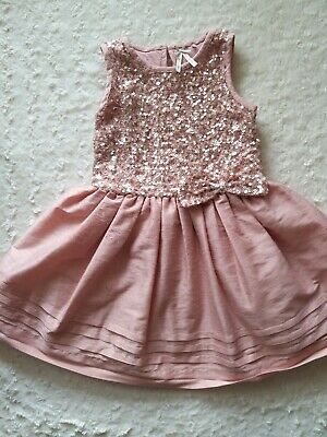 AU7.22 • Buy Next Sequin Party Dress 4years