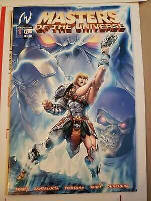 $39.99 • Buy Masters Of The Universe Vol.3 No.1 First Printing Snake Suit Cover Rare