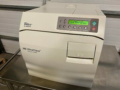 $2650 • Buy Midmark Ritter M9 UltraClave Automatic Sterilizer Autoclave TESTED