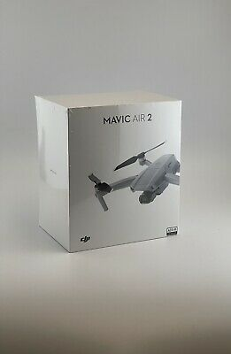 AU740.50 • Buy Brand New DJI Mavic Air 2 With Remote, Battery, Propellers, Cables, Charger