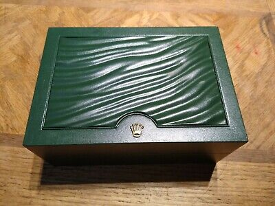 $ CDN78.65 • Buy Genuine Rolex Luxury Watch Box 31.00.64 With Document Holder, Booklets