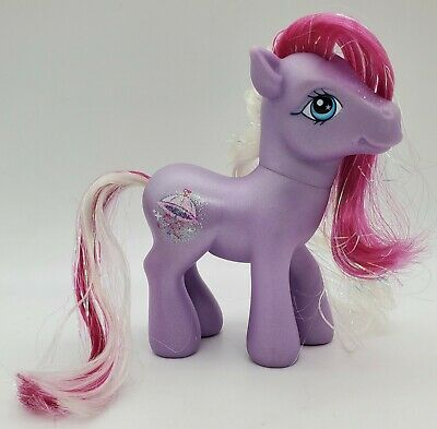 My Little Pony G3  PRETTY PARASOL  (Crystal Princess Carriage Pony) 2006 • 10.60£