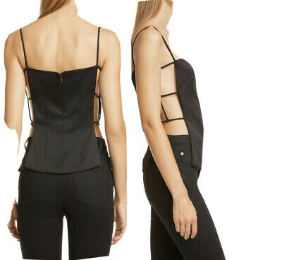 £212.24 • Buy Cult Gaia Simone Cutout Cage Top Medium Sold Out!