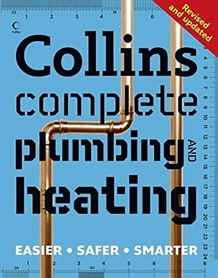 £10.48 • Buy Collins Complete Plumbing And Central Heating By Albert Jackson New Book