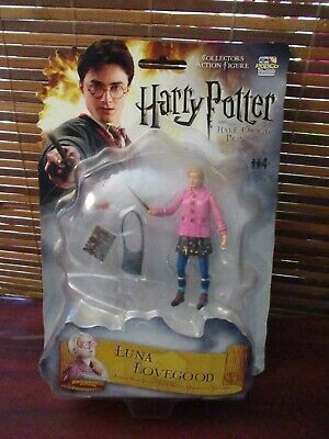 Harry Potter And The Half Blood Prince Luna Lovegood Figure (NEW) • 24.99£