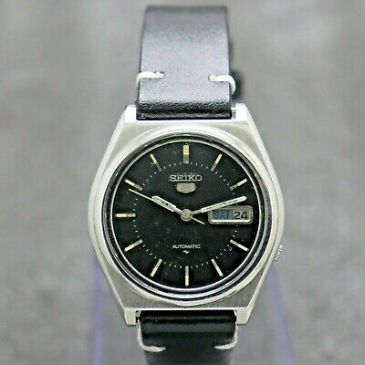 $ CDN30.22 • Buy Authentic Seiko 5 Automatic Movement 7009-3170 Japan Made Men's Watch.