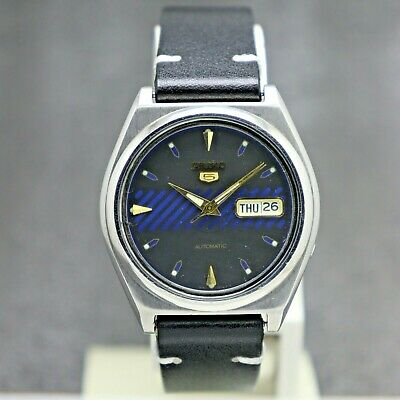 $ CDN30.22 • Buy Authentic Seiko 5 Automatic Movement 7s26-8760 Japan Made Men's Watch.