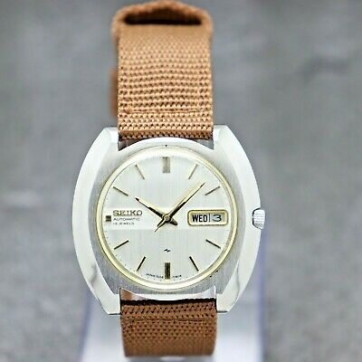 $ CDN90.68 • Buy 70's Vintage Seiko Automatic Movement 7006-7020 Japan Made Watch.