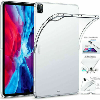 AU9.32 • Buy Apple IPad Air 4th Generation 10.9 In 2020 Case Cover Transparent Clear Silicone
