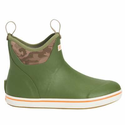£42.47 • Buy Xtratuf Men's 6 Inch Ankle Deck Boots Green/Camo Size 7.0M