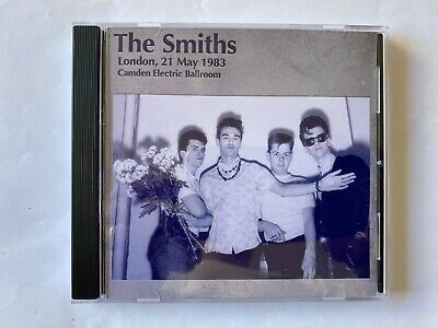 The Smiths Live Camden London May 1983 CD *new* Morrissey Johnny Marr • 8£