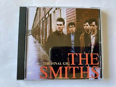 The Smiths Live Final Gig Brixton Dec 1986 CD *new* Morrissey Johnny Marr • 8£