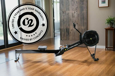 $ CDN906.90 • Buy Concept2 Model D With PM5 Performance Monitor Indoor Rower Rowing Machine Black
