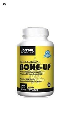 £5 • Buy Bone-Up (120 Capsules) - Jarrow Formulas Exp 7/21