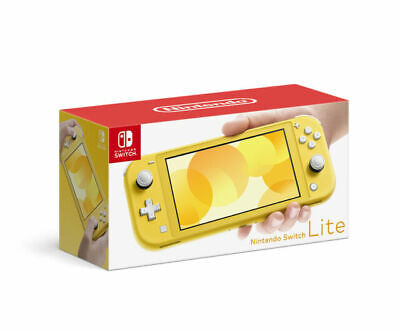 $ CDN272.07 • Buy Nintendo Switch Lite Console - Yellow